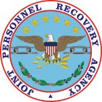 Joint Personnel Recovery Agency Logo